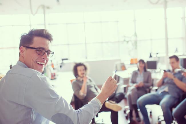 Immagine per Come fare team building (anche) grazie ai gadget aziendali