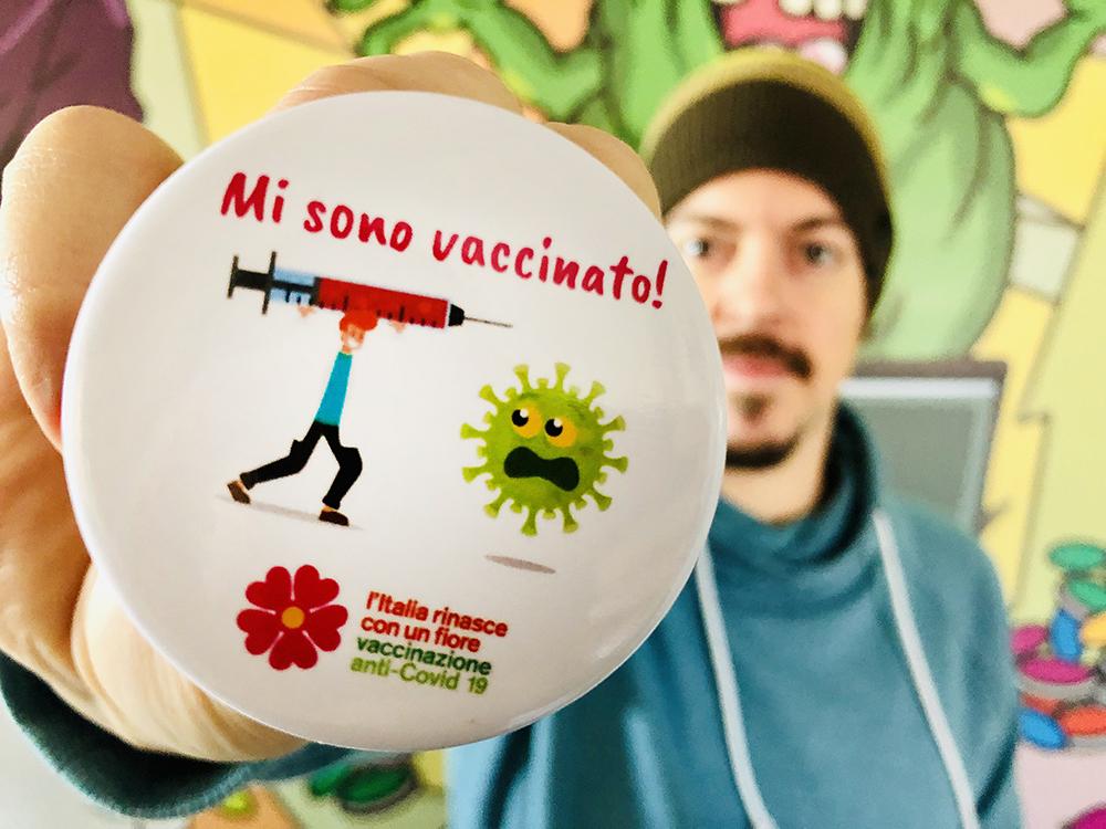 Spillette per vaccinazione COVID-19